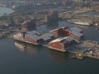 Film Shots of Derelict Docklands in the 1980s