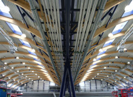 Tours inside West Ham Bus Garage
