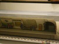 See Prince Charles's model tube station