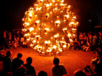 Ballot for Battersea Power Station Fiery Illuminations