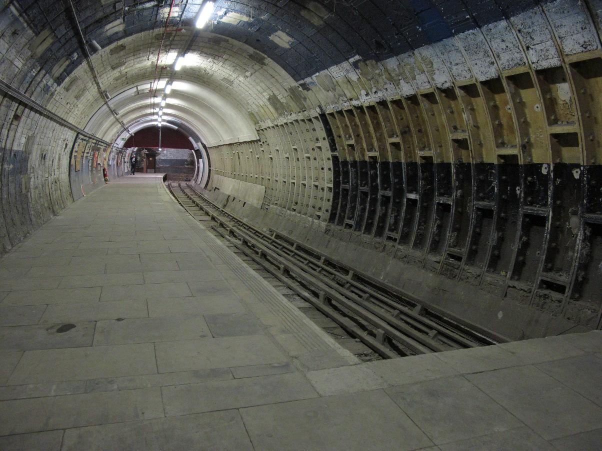 Фото заброшенных станций метро в москве 4 фотография
