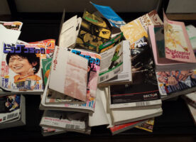 Japanese Manga at the British Museum