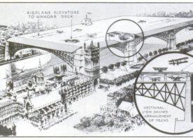 Unbuilt London: The Thames Airport