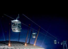 Unbuilt London: A cable car across the Thames