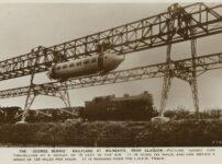 Unbuilt London: The High-Speed Railplane Monorail