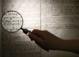 Metropolis Museum's Mysterious Minuted Manuscript