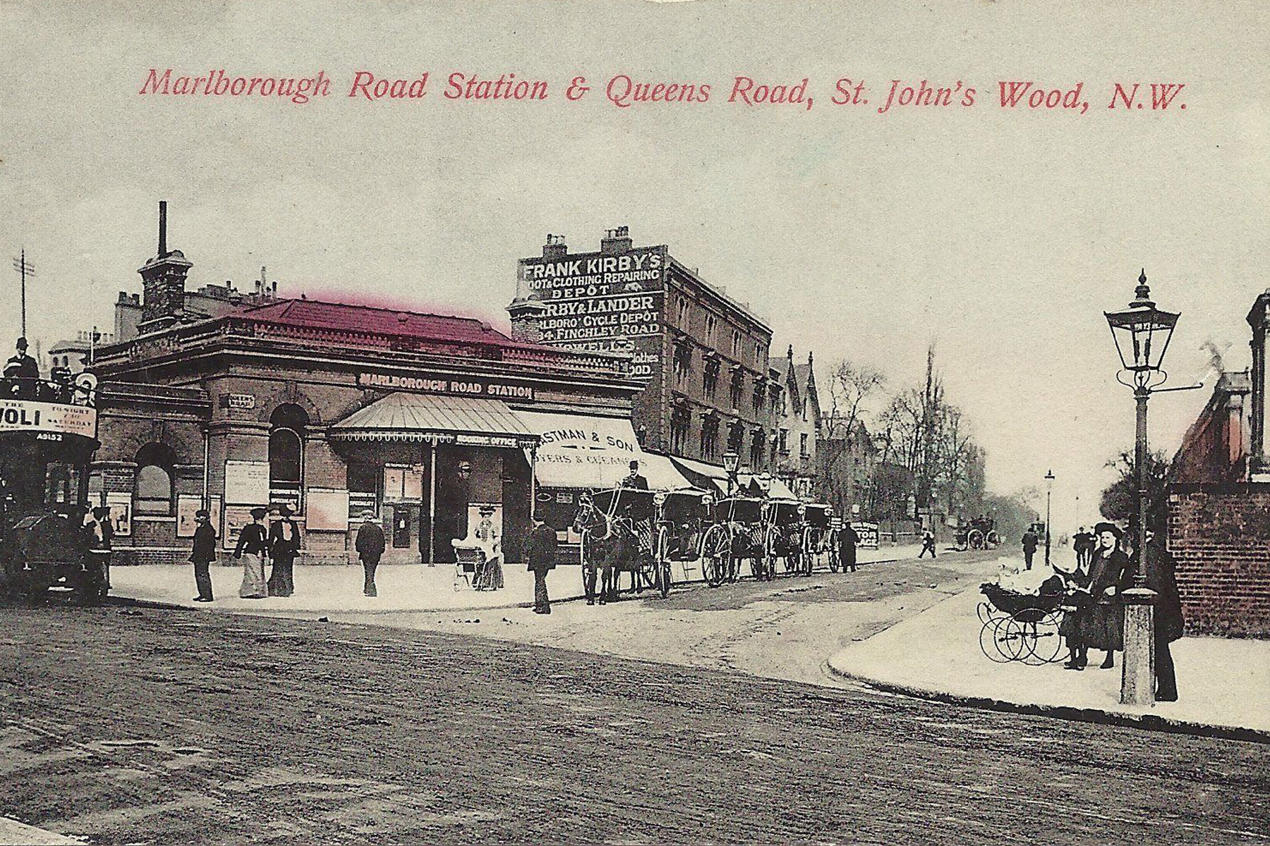 Marlborough Road
