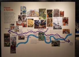 Crossrail art goes on display