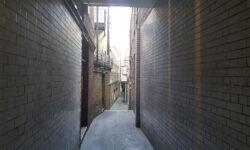 London's Alleys – Lumley Court