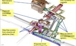 Major upgrade planned for Holborn tube station