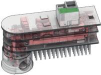 Design for Northern Line ventilation shaft in Kennington released