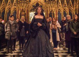 Watch Shakespeare inside Westminster Abbey