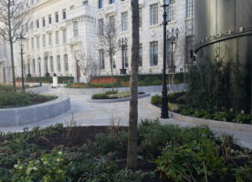 London's Pocket Parks: Seething Lane Garden, EC3