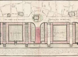 Unbuilt London: The Legal Quays at London Bridge