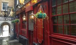 London's Alleys: Bull Inn Court, WC2