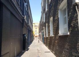 London's Alleys: Nottingham Court, WC2