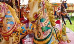 Tickets Alert: Guided tour of vintage steam funfair rides