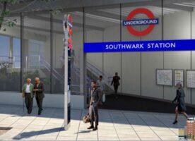 London Underground plans new entrance for Southwark tube station