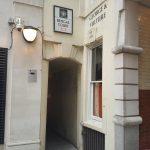 London's Alleys: Bengal Court, EC3