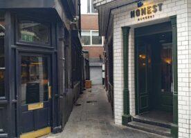 London's Alleys: White Rose Court, E1