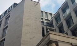 London public art: The Paternoster Square sundial