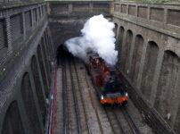 Steam trains returning to the London Underground in 2019