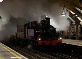 Steam trains to return to the London Underground