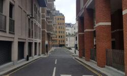 London's Alleys: Tweezers Alley, WC2