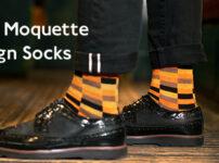 London Underground moquette socks go on sale