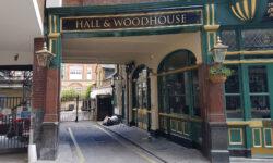 London's Alleys: Three Cups Yard, WC1