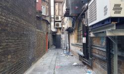 London's Alleys: Fairchild Place, EC2