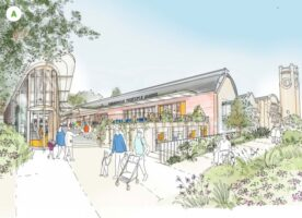 Horniman Museum shows off expansion plans