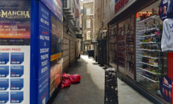 London's Alleys: Cranbourn Alley, WC2