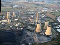 Watch a power station demolition
