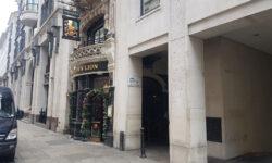 London's Alleys: Angel Court, SW1