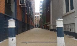 London's Alleys: Keppel Row, SE1