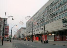 Fewer shops on Oxford Street in £3 billion revamp