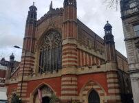 Holy Trinity Church Sloane Street