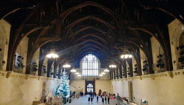 Tickets Alert: Winter fair inside Parliament