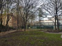 London's Pocket Parks: Hatfields Green, SE1