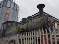 See a Finnish steam train in Barking