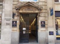 London's Alleys: Barnard's Inn, EC1