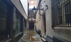 London's Alleys: Cliffords Inn Passage, EC4