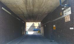 London's Alleys: Turk's Head Yard, EC1