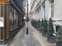 London's Alleys: Craven Passage, WC2