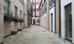 London's Alleys: Johnson's Court, EC4