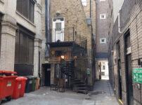 London's Alleys: Andrews Crosse, WC2