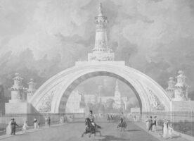 Unbuilt London: The Waterloo monument