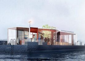 Thames Clipper service extending towards Barking Riverside