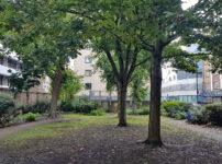 London's Pocket Parks: Cavell Street Garden, E1